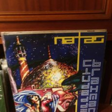 Discos de vinilo: NATAS / CIUDAD DE BRAHMAN / ELEKTROHASCH SCHALLPLATTEN 2008. Lote 198466690