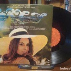 Discos de vinilo: RAY CONNIFF ORQUESTA TAL COMO ERAMOS LP SPAIN 1974 PDELUXE. Lote 198468462