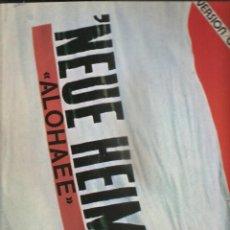 Discos de vinilo: 1512. NEUE HEIMAT. ALOHAEE. Lote 198481975