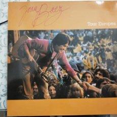 Discos de vinilo: JOAN BAEZ - TOUR EUROPEA (LP, ALBUM) SELLO:PORTRAIT CAT. Nº: PRT 32173. 1982. NUEVO A ESTRENAR. Lote 198482515