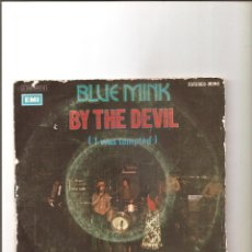Discos de vinilo: 1517. BLUE MINK. BY THE DEVIL. Lote 198482800