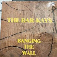 Discos de vinilo: THE BAR-KAYS* - BANGING THE WALL (LP, ALBUM) SELLO:MERCURY 424 604-1. 1989. NUEVO A ESTRENAR. Lote 198484443
