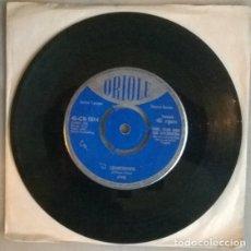 Discos de vinilo: PHIL TATE & HIS ORCHESTRA. COUNTDOWN/ GREEN TURTLE. ORIOLE. UK 1959 SINGLE. Lote 198486815
