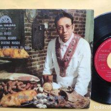 Discos de vinilo: LOS RISCOS - EP SPAIN PS * VG++ * PROMO * CASA DUQUE / SEGOVIA MAMBO / EL DESTINO MANDA + 1. Lote 198490198