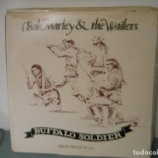 Discos de vinilo: BOB MARLEY & THE WAILERS - BUFFALO SOLDIER. Lote 198490222