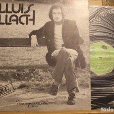 Discos de vinilo: LLUIS LLACH EDICION ESPECIAL CAIXA GIRONA / 1976 MOVIE PLAY L´ESTACA BON SENYOR RESPON-ME BANDALER . Lote 198493765