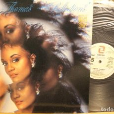 Discos de vinilo: EVELYN THOMAS REFLECTIONS / 1985 ZAFIRO SERDISCO / MAXI SINGLE PROMOCIONAL. Lote 198494245