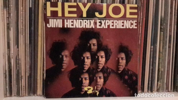 JIMI HENDRIX EXPERIENCE - HEY JOE + 3 (Música - Discos de Vinilo - EPs - Pop - Rock Internacional de los 50 y 60)