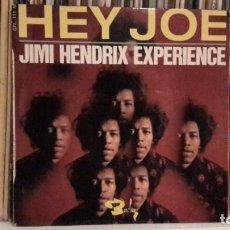 Discos de vinilo: JIMI HENDRIX EXPERIENCE - HEY JOE + 3. Lote 198497930