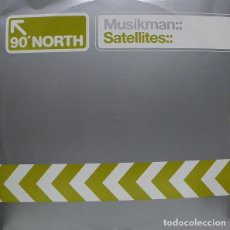 Discos de vinilo: MUSIKMAN_–SATELLITES. Lote 198512865