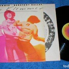 Discos de vinilo: JOHN KLEMMER SPAIN LP 1976 BAREFOOT BALLET SOUL JAZZ SMOOTH JAZZ ABC RECORDS INSERT + LETRAS RARO. Lote 198514053