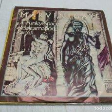 Discos de vinilo: MARVIN GAYE – A FUNKY SPACE REINCARNATION--EDICION ESPAÑOLA 1979. Lote 198517335
