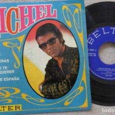 Discos de vinilo: MICHEL COPLAS EP VINYL MADE IN SPAIN 1968. Lote 198518483