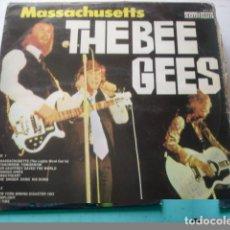 Discos de vinilo: THE BEE GEES MASSACHUSETTS. Lote 198527645