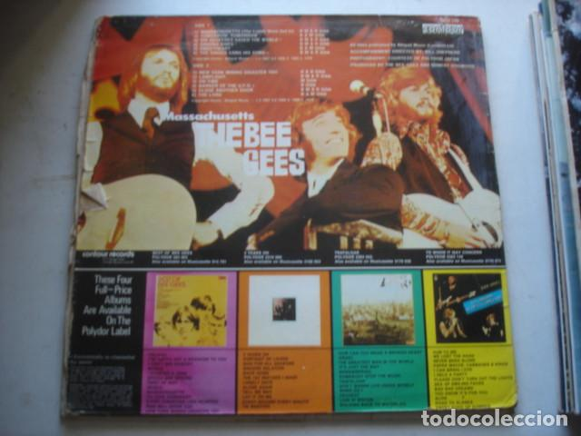 Discos de vinilo: The Bee Gees Massachusetts - Foto 2 - 198527645