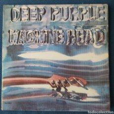 Discos de vinilo: VINILO DEEP PURPLE MACHINE HEAD. Lote 198527907