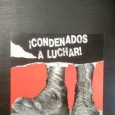 Discos de vinilo: CONDENADOS A LUCHAR. Lote 198531181