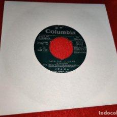 Discos de vinilo: IVANA NO ME LO PUEDO CREER/ PASA SIN LLAMAR 7'' SINGLE 1969 PROMO 45 REV MINUTO BSO. Lote 198550348