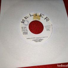 Discos de vinilo: CONCHITA BAUTISTA MUÑECA DE CERA/YO TE AME 7'' SINGLE 1965 BELTER PROMO. Lote 198551750
