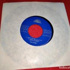 Discos de vinilo: ELVIRA SOÑE/CAPRI C'EST FINI/NUNCA HE AMADO/EL COCHECITO EP 1965 BERTA PROMO SOLO DISCO EX. Lote 198553473