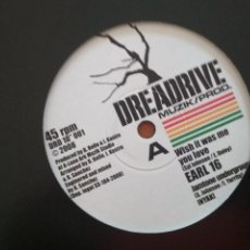 Discos de vinilo: EARL 16 / KENNY KNOTS - WISH IT WAS ME YOU LOVE VINILO DIEZ PULGADAS. Lote 198553972