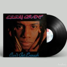 Discos de vinilo: EDDY GRANT ‎– CAN'T GET ENOUGH. Lote 198554151