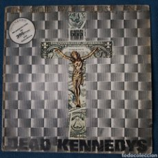 Discos de vinilo: VINILO DEAD KENNEDYS IN GOD WE TRUST, INC. MAXI 1982. Lote 198555148