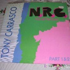 Discos de vinilo: TONY CARRASCO N.R.G. 1990. Lote 198556182