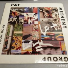 Discos de vinilo: PAT METHENY GROUP: LETTER FROM HOME / GEFFEN RECORDS 1989. Lote 198558967