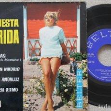 Discos de vinilo: ORQUESTA FLORIDA MACARENAS EP VINYL MADE IN SPAIN 1962. Lote 198561666