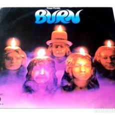 Discos de vinilo: V663 - DEEP PURPLE. BURN. LP VINILO. Lote 198564357