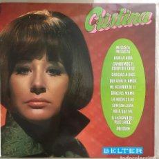 Discos de vinilo: CRISTINA - CRISTINA - BELTER - 1970. Lote 198570301