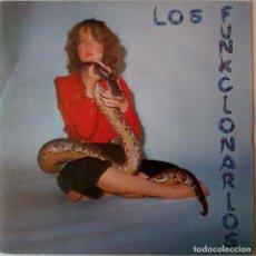 Discos de vinilo: LOS FUNKCIONARIOS...LOS FUNKCIONARIOS. (LOLLIPOP 1982) SPAIN. Lote 198576947