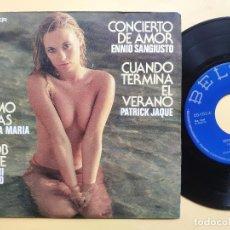 Discos de vinilo: MALENI CASTRO - EP SPAIN PS - MINT * SNOB YEYE * EP COMPARTIDO CON OTROS ARTISTAS. Lote 198582030