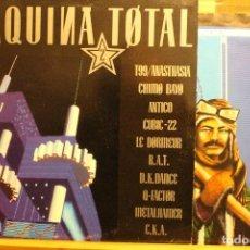 Discos de vinilo: MAQUINA TOTAL 2 MEGAMIX / 1991 MAX RECORDS NM510LETV . Lote 198583202