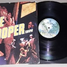 Discos de vinilo: LP - ALICE COOPER - PROMO MADE IN SPAIN - ALICE COOPER - THE ALICE COOPER SHOW . Lote 198588980