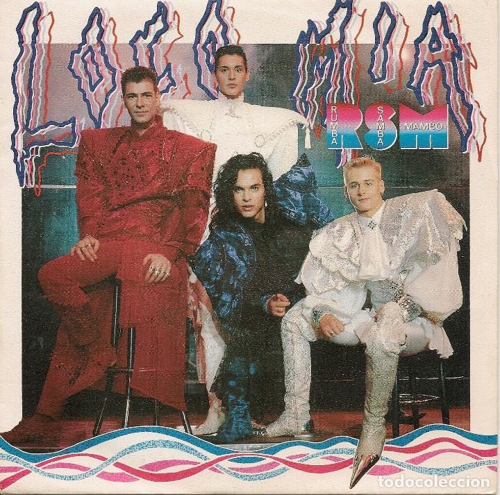 LOCO MIA,RSM,RUMBA SAMBA Y MAMBO DEL 90 (Música - Discos - Singles Vinilo - Grupos Españoles de los 90 a la actualidad)