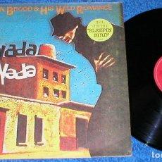 Discos de vinilo: HERMAN BROOD AND HIS WILD ROMANCE HOLANDA LP 1988 YADA YADA ALTERNATIVE POP ROCK IMPORTADO. Lote 198615413