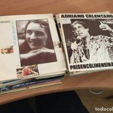 Discos de vinilo: LOTE 70 SINGLES ROCK Y OTROS MAYORIA PROMOCIONALES (EPH1). Lote 198625983