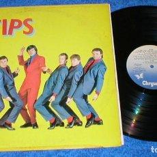 Discos de vinilo: Q-TIPS SPAIN LP 1980 Q TIPS SELF TITLED PAUL YOUNG CHRYSALIS POP ROCK NEW WAVE ROCK & ROLL . Lote 198635916