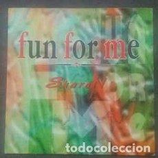 Discos de vinilo: SHARON N - FUN FOR ME - 12 SINGLE - AÑO 1996. Lote 198649605