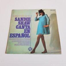 Discos de vinil: SANDIE SHAW CANTA EN ESPAÑOL - EUROVISION 1967 MARIONETAS EN LA CUERDA .... Lote 198651387