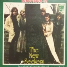 Discos de vinilo: THE NEW SEEKERS. EUROVISIÓN. SINGLE. SELLO PHILIPS. EDITADO EN ESPAÑA. AÑO 1972. Lote 198665158