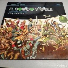 Discos de vinilo: EL SONIDO VISIBLE / RAY MARTIN / DECCA 1973. Lote 198687835