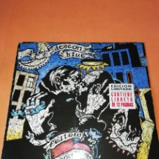Discos de vinilo: DEACON BLUE. FELLOW HOODLUMS. CBS SONY 1991. SIN LIBRETO.. Lote 198689503