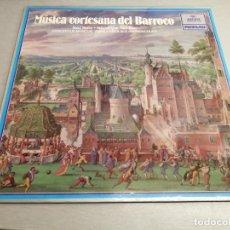 Discos de vinilo: MÚSICA CORTESANA DEL BARROCO / GEORG MUFFAT - HEINRICH IGNAZ / ARCHIV PRIVILEGE - FOCO 1981. Lote 198689781