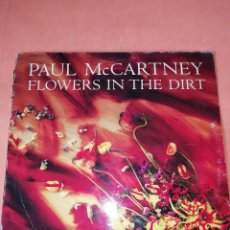Discos de vinilo: PAUL MCCARTNEY. FLOWERS IN THE DIRT. EMI RECORDS 1989. Lote 198691573