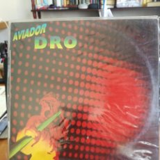 "Discos de vinilo: AVIADOR DRO - AMOR INDUSTRIAL, MAXI-SINGLE 12"", 1983, ESPAÑA. Lote 198691667"