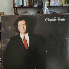 Discos de vinilo: CAMILO SESTO AMANECIENDO LP ARIOLA 1990. Lote 198692825