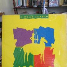 Discos de vinilo: CIUDAD JARDIN - PRIMERO ASÍ, Y LUEGO MÁS . LP . 1990 FONOMUSIC . Lote 198706733